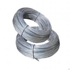 Проволока стальная низкоуглеродистая т/о (цинк) ГОСТ 3282-74  .