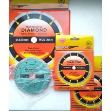 Диск алмазный отрезной Turbo Diamond.
