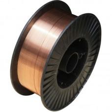 Проволока стальная сварочная Св08Г2С ом (5 кг) ГОСТ 2246-70  0,8.