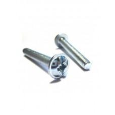 Винты для мебельной фурнитуры (цинк) DIN 967.